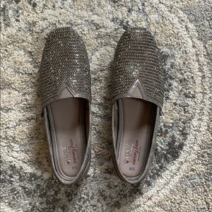 Bobs/Sketchers Memory Foam with Sparkles